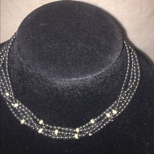 Jewelry - Napier 5-strand necklace.